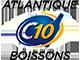 Le logo de C10 Atlantique Boissons