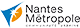 Le logo de Nantes Métropole