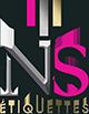 Le logo de NS étiquettes