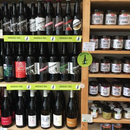 Photo de Ô Bocal, membre de Bout à Bout, réseau de réemploi des bouteilles en verre en Pays de la Loire