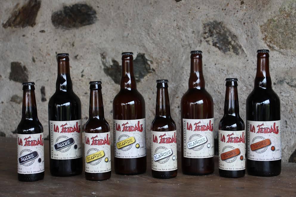 Photo de Brasserie de la Motte, membre de Bout à Bout, réseau de réemploi des bouteilles en verre en Pays de la Loire