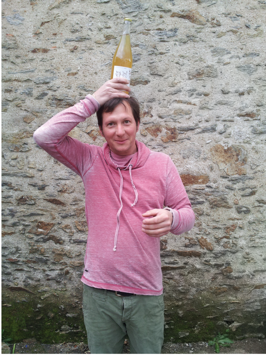 Photo de Verger De Belle-Cour, membre de Bout à Bout, réseau de réemploi des bouteilles en verre en Pays de la Loire