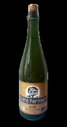 Une bouteille de la gamme de Les Landes du Luquet
