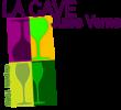 le logo de La Cave Jules Verne