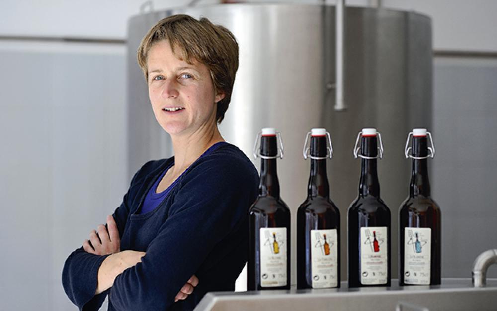 Photo de Les Bières de Charlotte, membre de Bout à Bout, réseau de réemploi des bouteilles en verre en Pays de la Loire