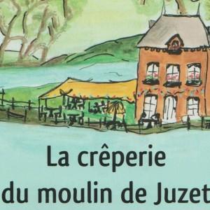 le logo de Crêperie Du Moulin de Juzet
