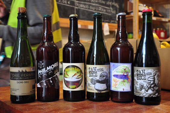 Photo de La compagnie du GASE, membre de Bout à Bout, réseau de réemploi des bouteilles en verre en Pays de la Loire