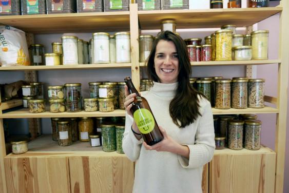 Photo de Dose de Sens, membre de Bout à Bout, réseau de réemploi des bouteilles en verre en Pays de la Loire