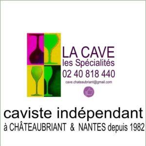 le logo de La Cave Les Spécialités