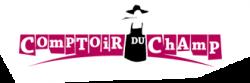 le logo de Le Comptoir du Champ