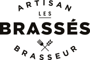 le logo de Les Brassés