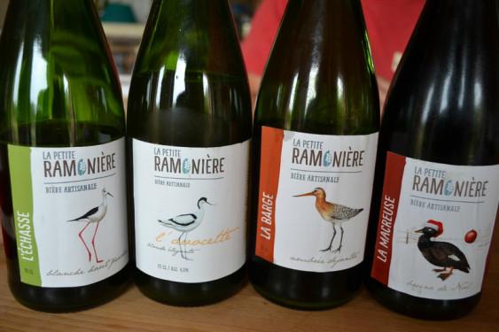 Photo de La Petite Ramonière, membre de Bout à Bout, réseau de réemploi des bouteilles en verre en Pays de la Loire
