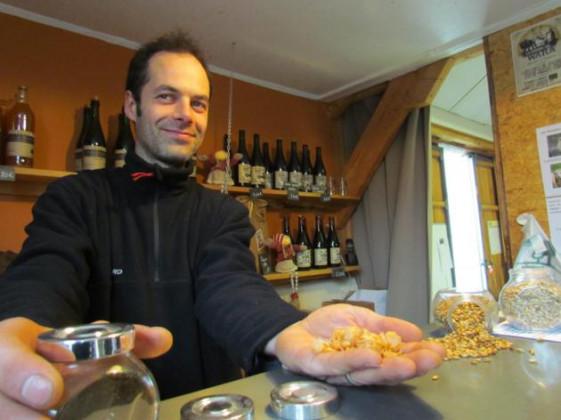 Photo de Brasserie San Rocé, membre de Bout à Bout, réseau de réemploi des bouteilles en verre en Pays de la Loire