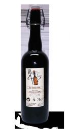 Une bouteille de la gamme de Les Bières de Charlotte