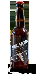 Une bouteille de la gamme de Brasserie Philmore