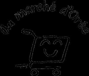 le logo de Au marché d'Orée