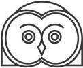 le logo de Brasserie La Hulotte