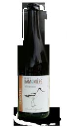 Une bouteille de la gamme de La Petite Ramonière