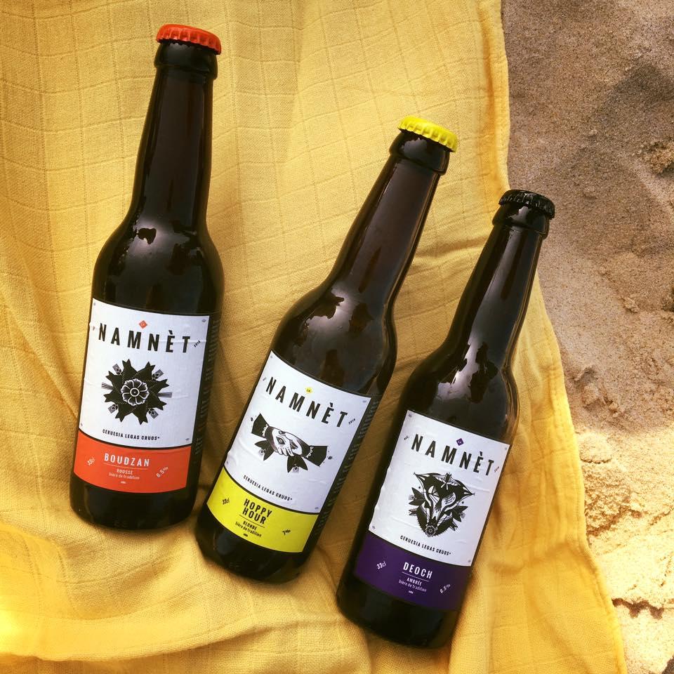 Photo de Brasserie Le Ponceau, membre de Bout à Bout, réseau de réemploi des bouteilles en verre en Pays de la Loire