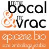 le logo de Mme Bocal & Mr Vrac
