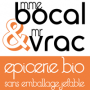le logo de Mme Bocal & Mr Vrac