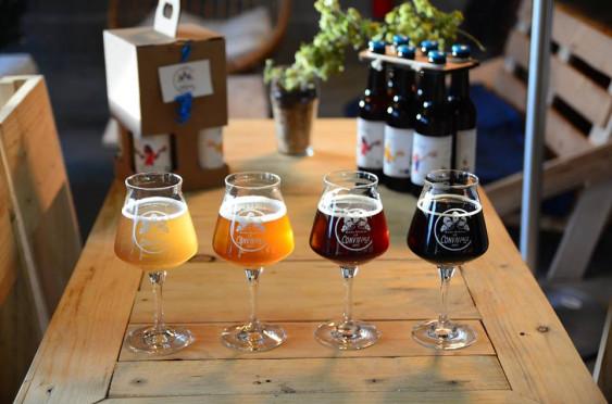 Photo de Brasserie La ConviviAle, membre de Bout à Bout, réseau de réemploi des bouteilles en verre en Pays de la Loire