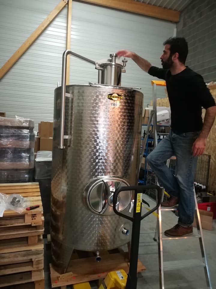 Photo de La conviviale, membre de Bout à Bout, réseau de réemploi des bouteilles en verre en Pays de la Loire
