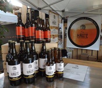 Photo de Brasserie Tête Haute, membre de Bout à Bout, réseau de réemploi des bouteilles en verre en Pays de la Loire