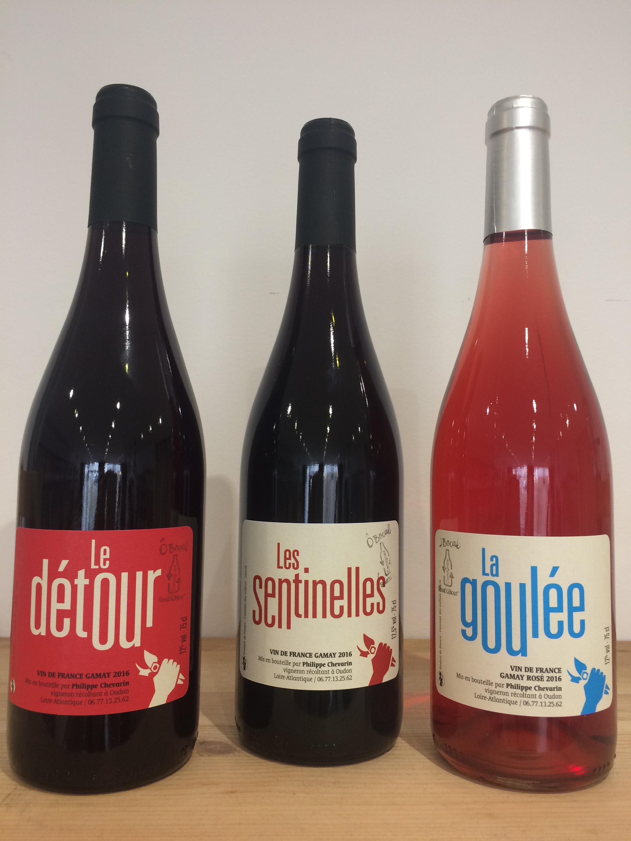 Photo de Philippe Chevarin, membre de Bout à Bout, réseau de réemploi des bouteilles en verre en Pays de la Loire