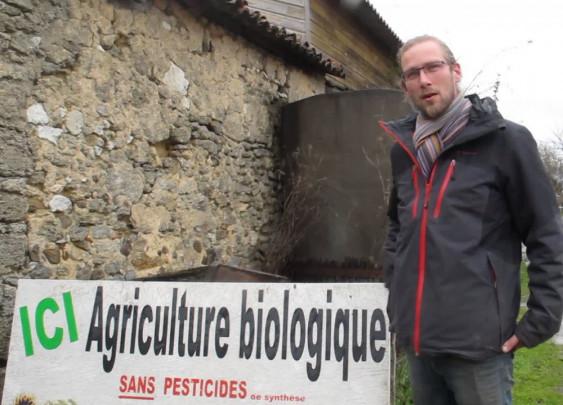 Photo de Domaine Hervé Bossé, membre de Bout à Bout, réseau de réemploi des bouteilles en verre en Pays de la Loire