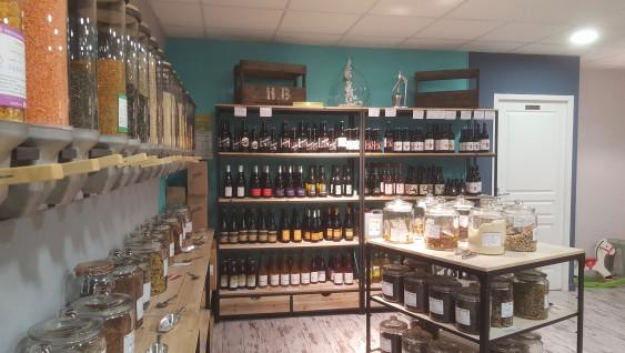 Photo de Le Cellier d'Hélène, membre de Bout à Bout, réseau de réemploi des bouteilles en verre en Pays de la Loire