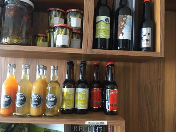 Photo de Restaurant les Caudalies, membre de Bout à Bout, réseau de réemploi des bouteilles en verre en Pays de la Loire