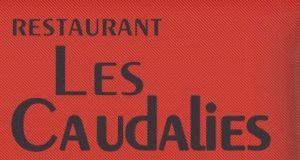 le logo de Restaurant les Caudalies