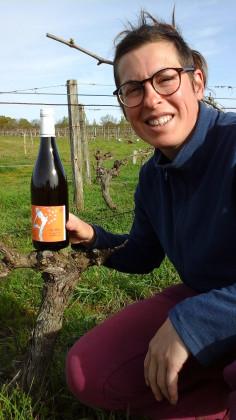 Photo de Les Vignes de l'Atrie, membre de Bout à Bout, réseau de réemploi des bouteilles en verre en Pays de la Loire