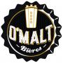 le logo de Micro brasserie O'Malt