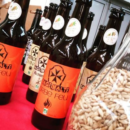Photo de Mage Malt, membre de Bout à Bout, réseau de réemploi des bouteilles en verre en Pays de la Loire
