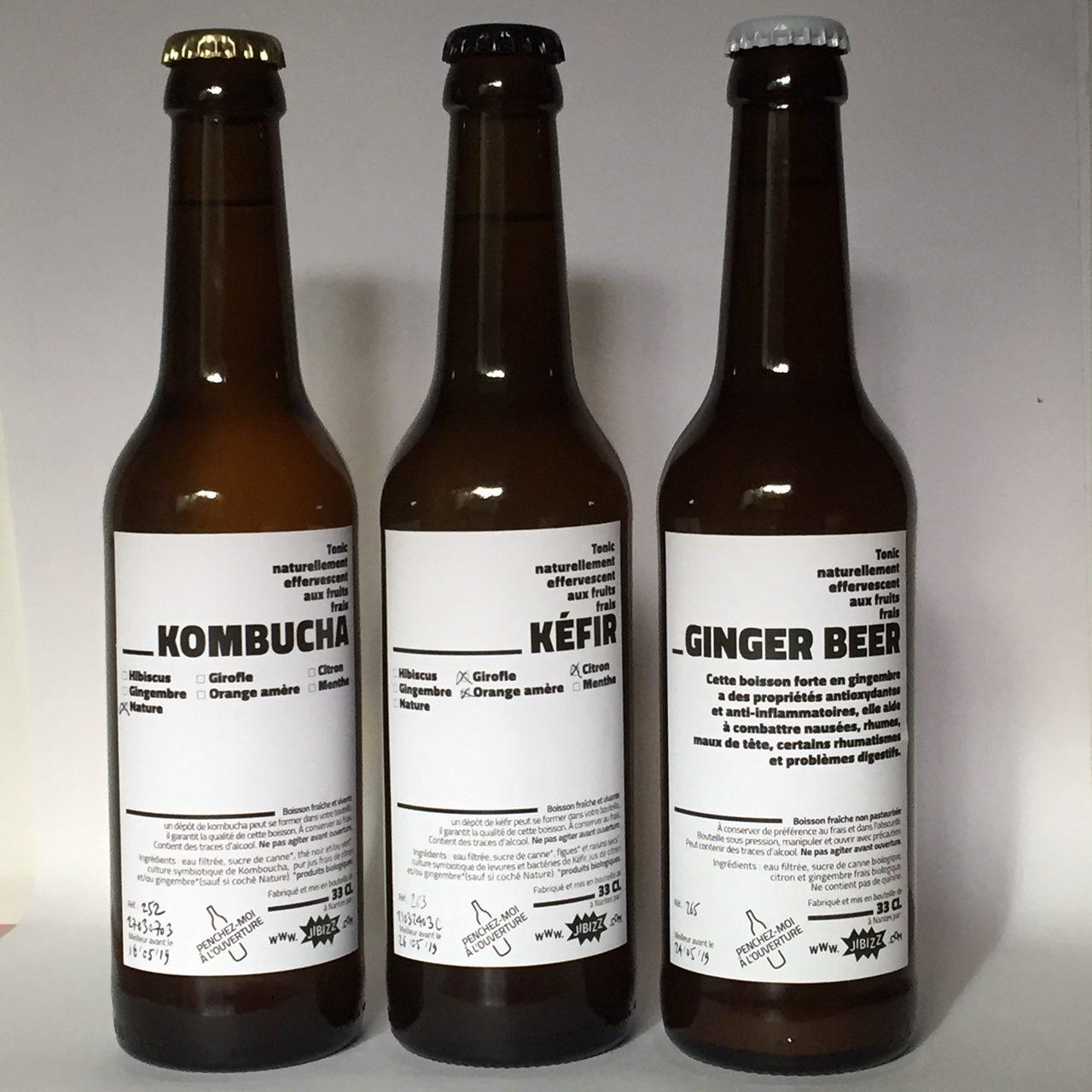 Photo de JIBIZZ, membre de Bout à Bout, réseau de réemploi des bouteilles en verre en Pays de la Loire