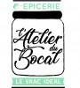 le logo de L'atelier du bocal