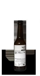 Une bouteille de la gamme de JIBIZZ