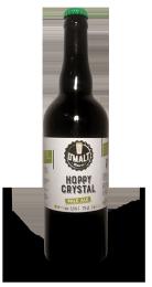 Une bouteille de la gamme de Micro brasserie O'Malt