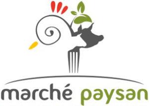 le logo de Mon marché paysan