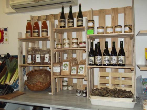 Photo de Le panier Marsacais, membre de Bout à Bout, réseau de réemploi des bouteilles en verre en Pays de la Loire