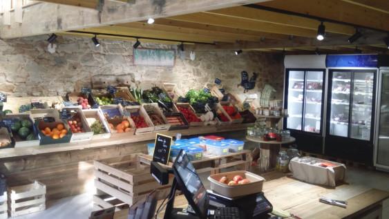 Photo de Mon marché paysan, membre de Bout à Bout, réseau de réemploi des bouteilles en verre en Pays de la Loire