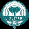 le logo de Brasserie L'Olifant