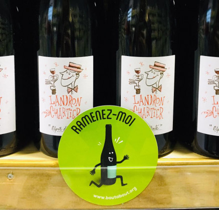 Photo de Biocoop Nantes les Hameaux bio, membre de Bout à Bout, réseau de réemploi des bouteilles en verre en Pays de la Loire