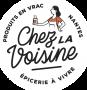le logo de Chez la Voisine