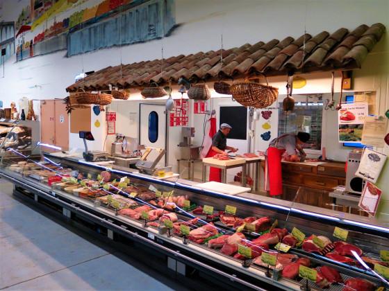 Photo de Biocoop Les Halles, membre de Bout à Bout, réseau de réemploi des bouteilles en verre en Pays de la Loire