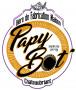 le logo de Brasserie Papybot'