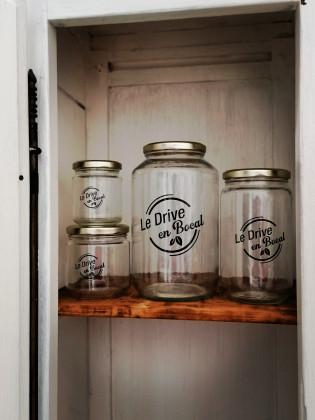 Photo de Le drive en bocal, membre de Bout à Bout, réseau de réemploi des bouteilles en verre en Pays de la Loire