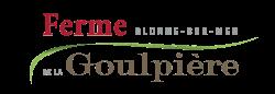 le logo de Ferme Bio la Goulpière